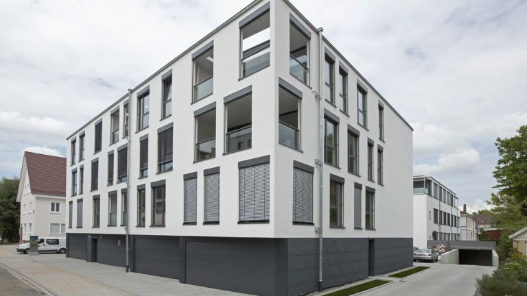 Neubau Mehrfamilienhaus Bühl