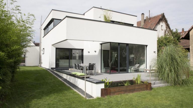 Neubau Einfamilienhaus Kuppenheim