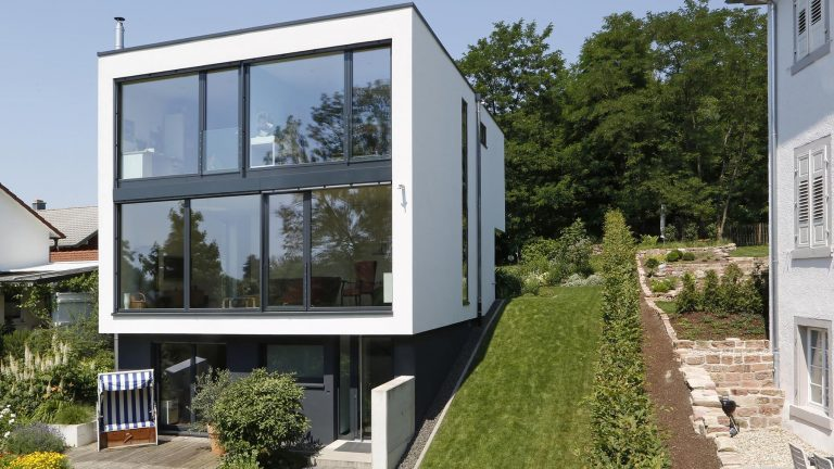 Neubau Einfamilienhaus Bühl